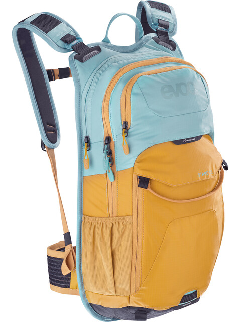 EVOC Stage Backpack 12l aqua blue/loam